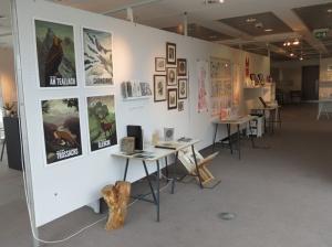Edinburgh College of Art Illustration Degree Show 2013