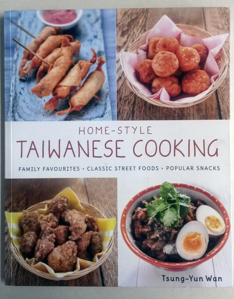 Home-Style Taiwanese Cooking by Tsung-Yun Wan