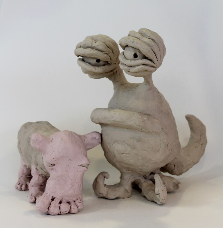 16-plastecine-creature-models-footbeast-and-rupert